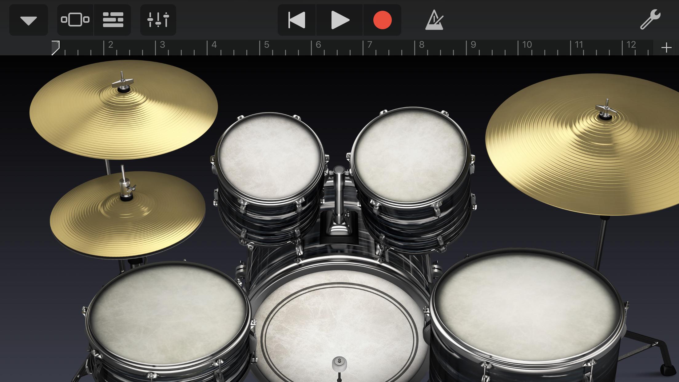 ドラムアコースティック