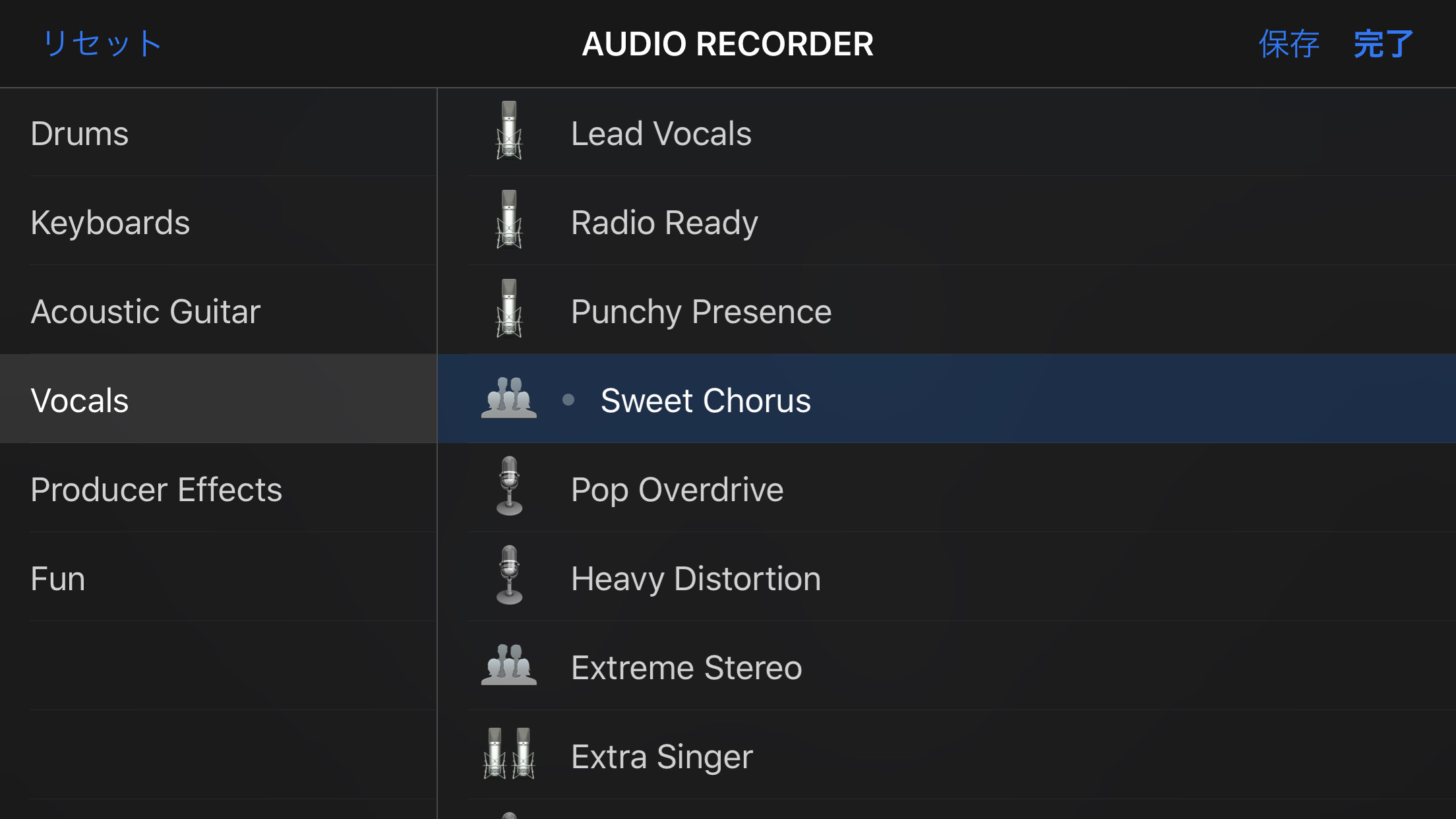 Sweet Chorus1